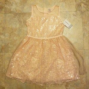 Carter's Girl's Holiday Dress